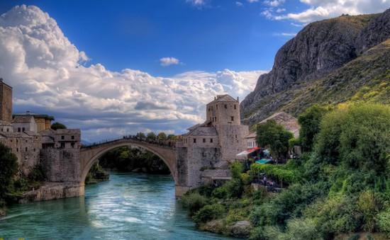Mostar - Viên ngọc quý của Bosnia và Herzegovina