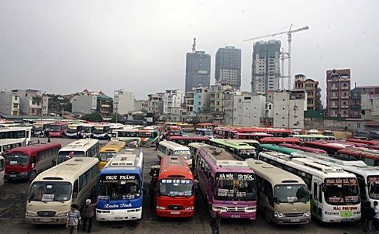 Bộ GTVT được giao xây dựng cơ chế xã hội hóa bến xe khách