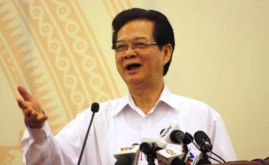 """Thủ tướng Nguyễn Tấn Dũng: """"Việt Nam dứt khoát không để vỡ nợ!"""""""