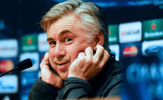 Tương lai của HLV Ancelotti ở PSG: Mùa Hè sẽ biết!
