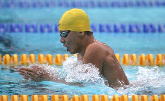 Duy Khôi lập 5 kỷ lục tại giải bơi các nhóm tuổi quốc gia