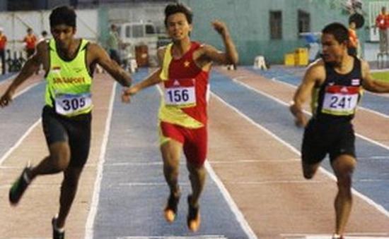 Việt Nam thắng lớn ngày mở màn giải điền kinh Đông Nam Á