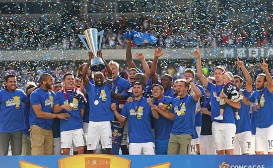 Đội tuyển Mỹ vô địch Gold Cup 2013