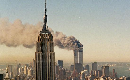 Những bức ảnh không thể quên của sự kiện 11/9