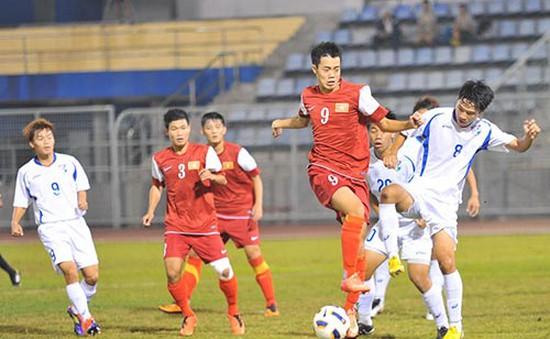 VIDEO: Xem lại bàn thắng của U19 Việt Nam trong trận đấu 6 sao trước U19 Đài Loan