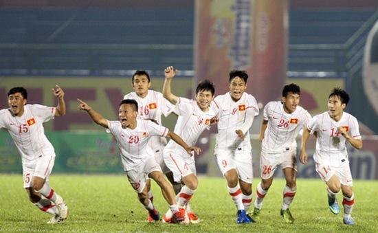 CK BTV Cup, U23 Việt Nam - B.Bình Dương: Đoạt cúp tặng thầy?!