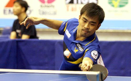 Hướng tới SEA Games 27: Thất vọng bóng bàn Việt Nam