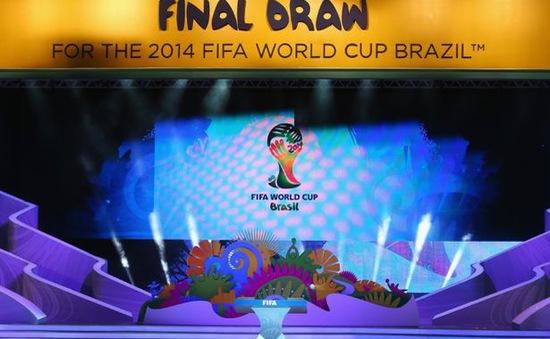 Người trong cuộc nói gì sau lễ bốc thăm chia bảng World Cup 2014