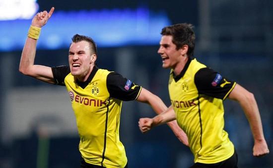 Marseille 1-2 Dortmund: Kịch tính đến phút cuối cùng (VIDEO)