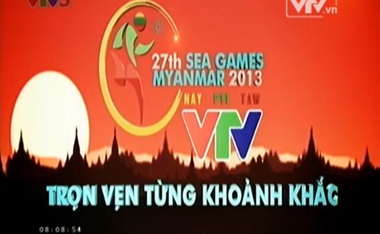 SEA Games 27, ngày 14/12: Lịch thi đấu và tường thuật trực tiếp