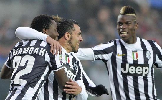 Atalanta 1-4 Juventus: Đẳng cấp nhà vô địch (VIDEO)