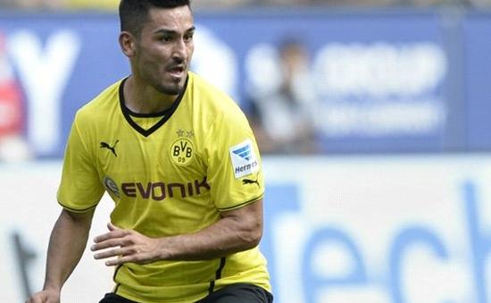 Chuyển nhượng 30/12: Real muốn Gundogan, Dortmund lắc đầu