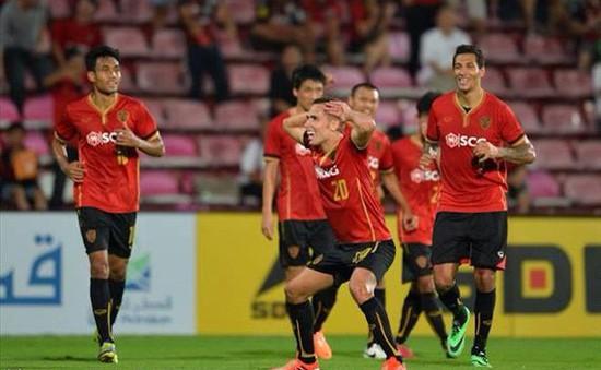 Muangthong United 2-0 Hà Nội T&T: Lực bất tòng tâm