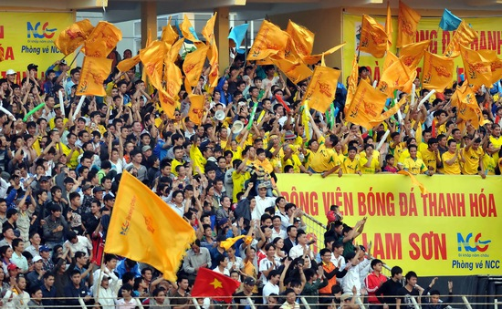 V.League 2014: Chuyện về những CĐV đặc biệt trên sân Thanh Hoá