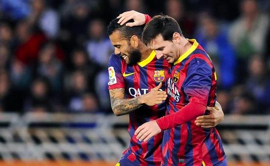 Vòng 24 La Liga: Khởi động cho Champions League