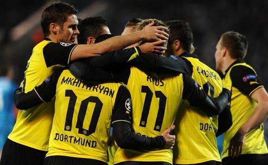 Zenit 2-4 Dortmund: Quá nhanh, quá nguy hiểm (VIDEO)