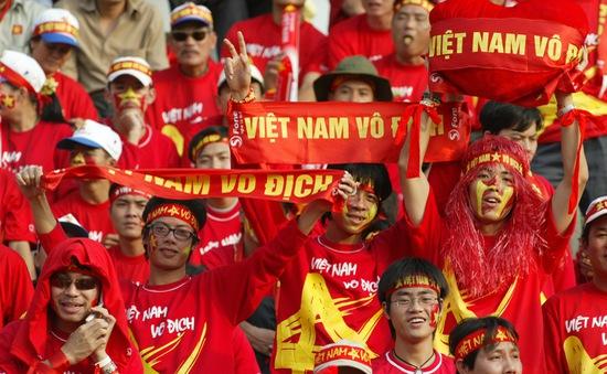 Lời chúc BĐVN Việt Nam năm Giáp Ngọ: Mã đáo thành công