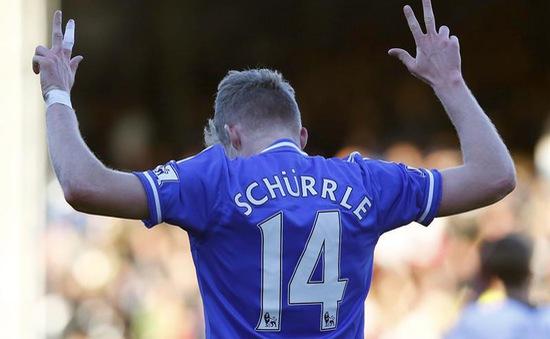 Fulham 1-3 Chelsea: Schurrle điên rồ, Mou-Team đại thắng derby London (VIDEO)