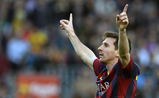 Barca hủy diệt Osasuna, Messi lập kỷ lục mới
