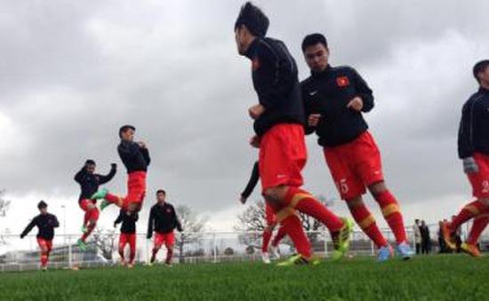 Thầy trò U19 Việt Nam nói gì sau trận thua trên đất Bỉ?
