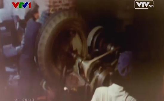Ký ức Việt Nam: Sửa chữa ô tô ở Trường Sơn