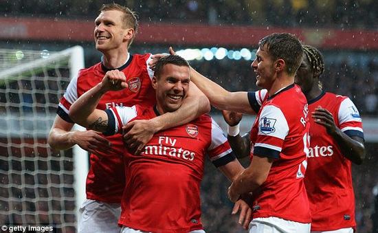 Wigan - Arsenal: Tất cả vì danh hiệu!