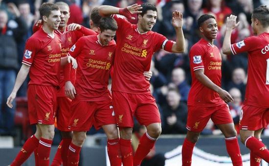 Thắng nghẹt thở, Liverpool chạm tay vào vương miện Premier League