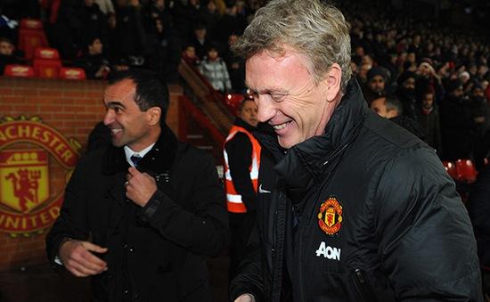 Những thăng trầm của David Moyes cùng Man Utd qua ảnh