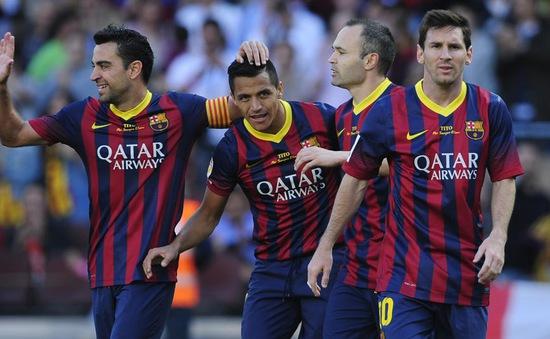 La Liga vòng 37: Barca tràn đầy cơ hội vô địch