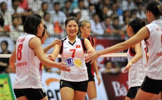 VTV Cup: Dấu ấn chủ công Phạm Thị Yến