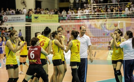 VTV Cup và dấu ấn của HLV Nguyễn Mạnh Hùng