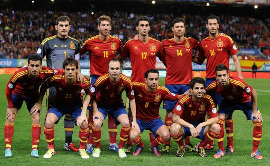 World Cup 2014: Bảng B - khi ĐKVĐ đối đầu á quân
