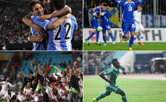 World Cup 2014: Bảng F - Argentina cô đơn