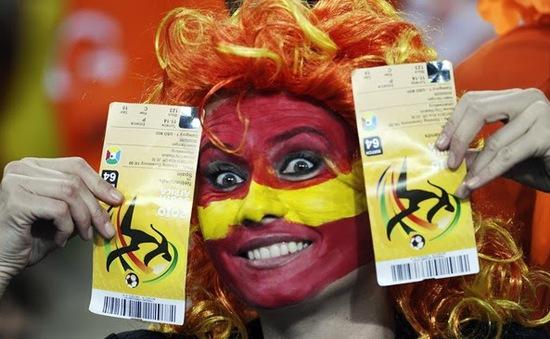 World Cup 2014: Vé trận khai mạc lên đến 28 triệu đồng