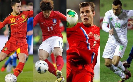 World Cup 2014: Bảng H - Cuộc cạnh tranh bình đẳng