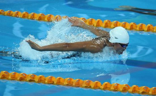 """Ánh Viên gây """"bão"""" kỷ lục tại giải bơi các lứa tuổi Đông Nam Á"""