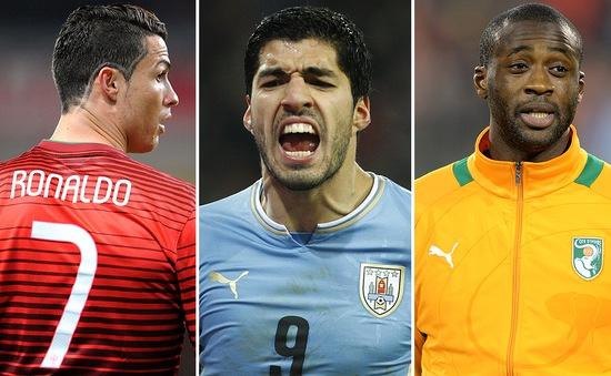 10 cầu thủ hưởng lương cao nhất World Cup