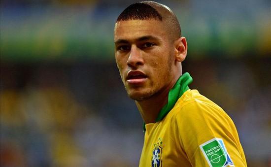 """Neymar từng để tóc """"thằng Bờm"""" như """"Ro béo"""""""