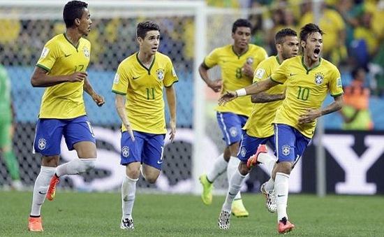 Brazil 3-1 Croatia: Rực cháy vũ điệu Samba ngày khai màn