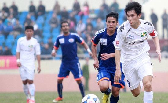 Vòng 18 V-League: SLNA thắng nghẹt thở