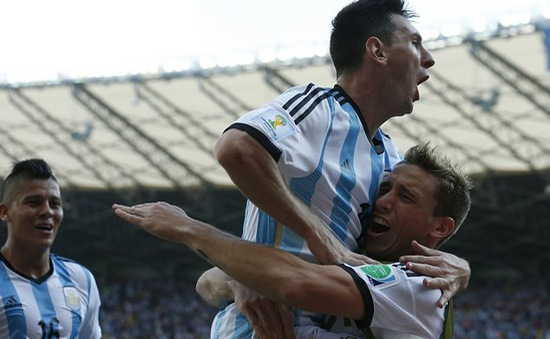 Chùm ảnh: Một mình Messi cứu cả Argentina