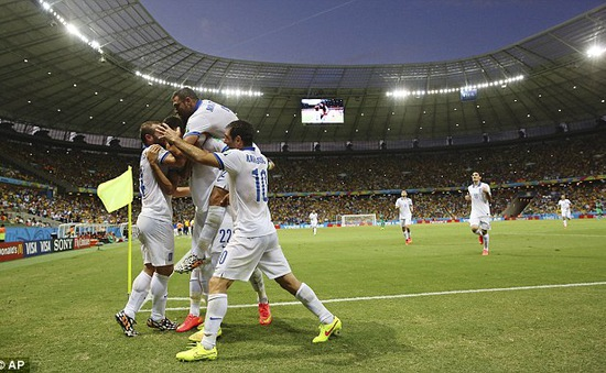Bảng C World Cup 2014: Bờ Biển Ngà bị loại phút cuối, Colombia đại thắng Nhật