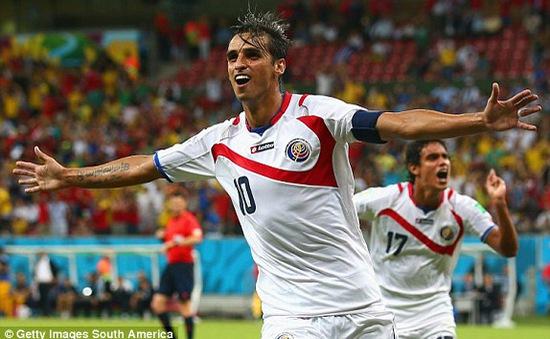 Costa Rica 1-1 Hy Lạp (5-3 pen): Tuyệt vời tinh thần La Sele