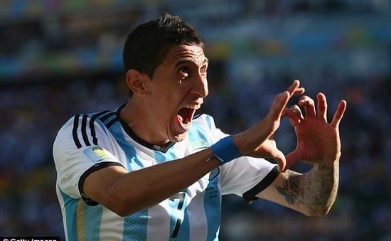 Nhìn lại khoảnh khắc chiến thắng nghẹt thở của Argentina