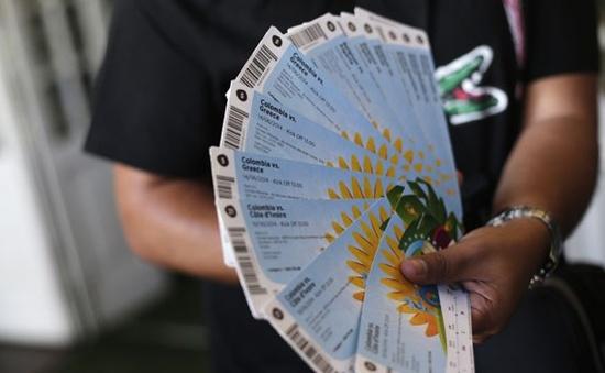 Tấm vé xem trận chung kết World Cup 2014 có giá 400 triệu đồng