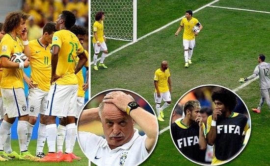 Brazil 0-3 Hà Lan: Nỗi đau thêm dài!