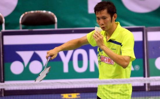 Giải Đài Loan mở rộng 2014: Chờ màn tái đấu Tiến Minh - Lin Dan