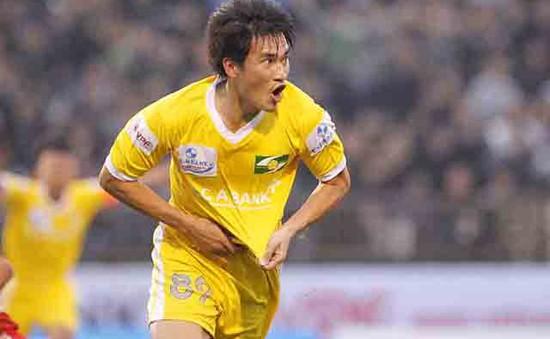 Vòng 21 V-League 2014: Công Vinh cứu nguy cho SLNA ở cuối trận