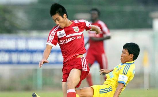 Vòng 21 V-League: B.Bình Dương soán ngôi đầu của Hà Nội T&T