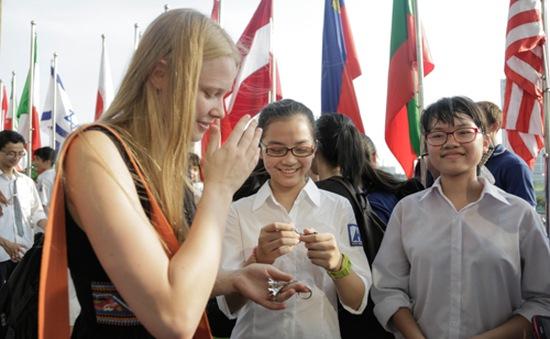 Trường THPT chuyên Hà Nội - Amsterdam sẽ là Trung tâm đào tạo nhân tài cho cả nước